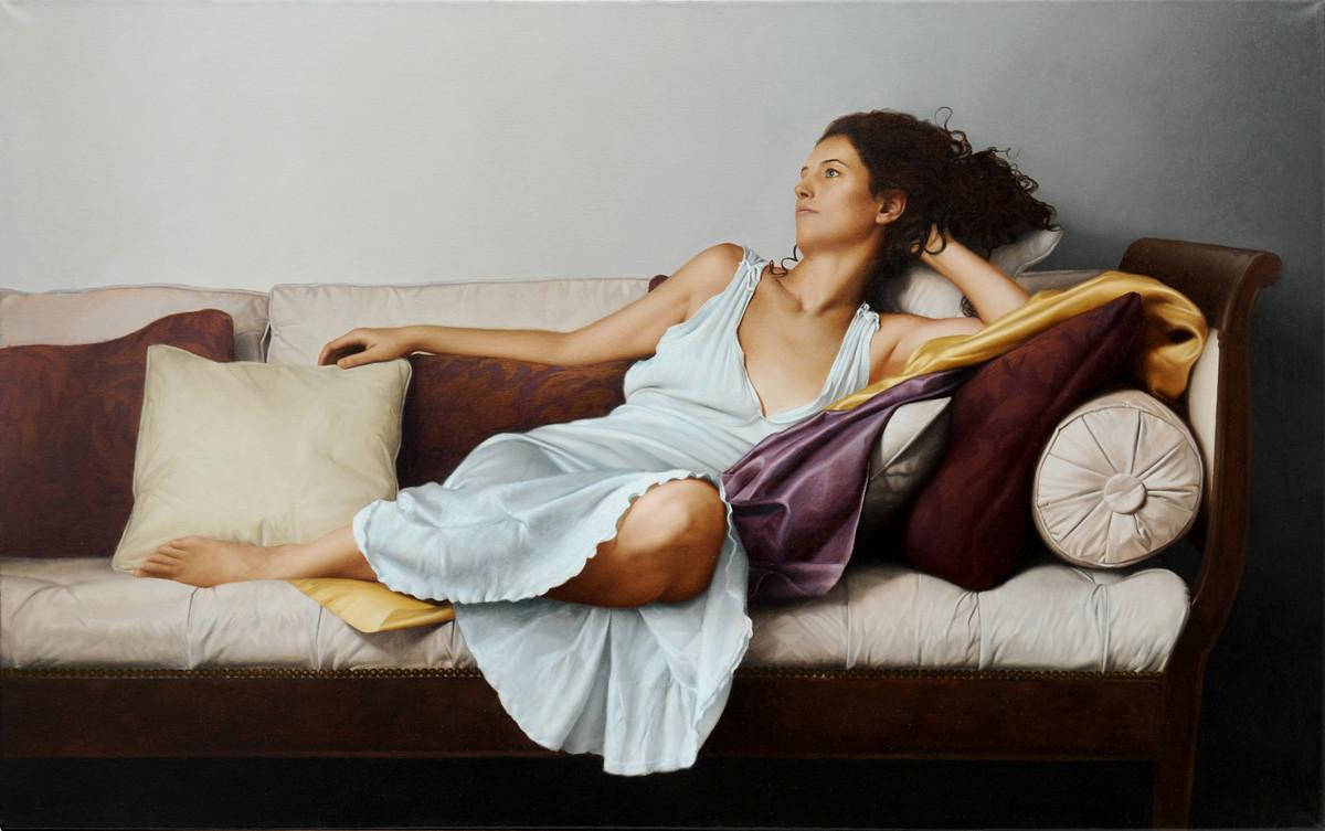 Juliana Series - Painting #3