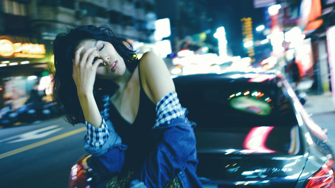 [ 人像 ] Pure Person |林菱 Diamond Lin