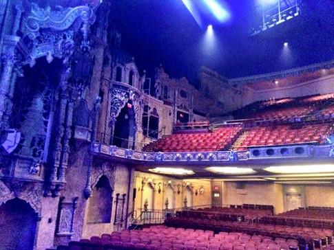 Hello Coronado Theatre in Rockford, Il!