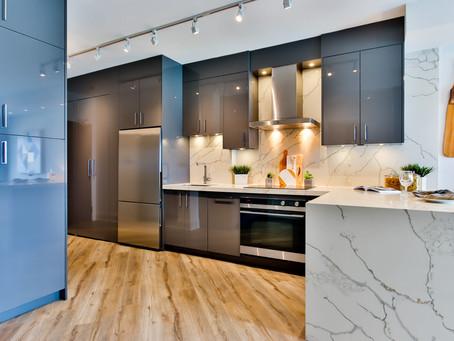 3 Things to Consider Before Choosing Kitchen Worktops