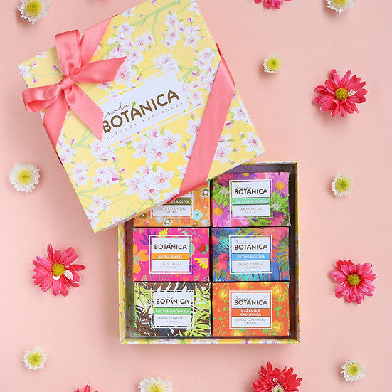 Botánica Six Box