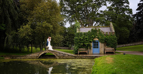 Hayley and Alex at The Bell Barn, Tupgill Park, Yorkshire
