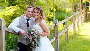 Harriet and James at Houchins, Coggeshall, Essex