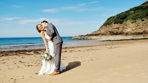 Greg and Donna's Wedding at La Mare, St. Mary's, Jersey, Channel Islands