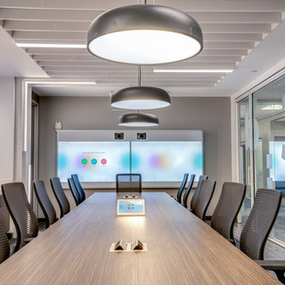 Cable and Wireless conference room