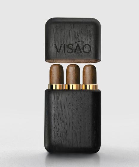 VISAO cigar case