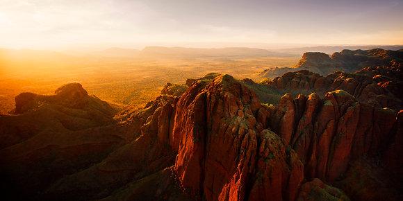 Ragged Range Panorama #2