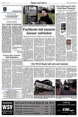 24. Januar 2004