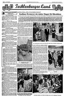 25. Juli 1957