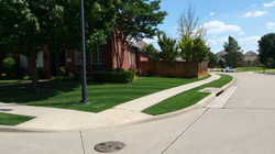 More mow patterns