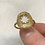 Thumbnail: Star Amulet Ring - 9ct Recycled Yellow Gold