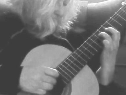composition for guitar: Messenger