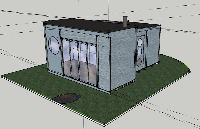 here is the design for the extension