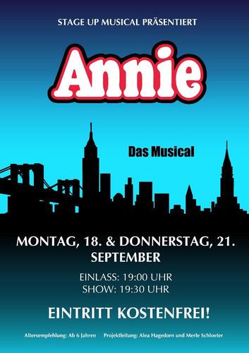 Sterntheater Hamburg: Annie 2017