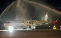 Etihad - Yerevan flights launched - Phot
