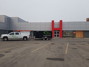 Commercial Construction - Hometown Electric - Saskatoon
