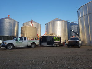 Agriculture Construction - Hometown Electric - Saskatoon