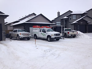 Residential Construction - Hometown Electric - Saskatoon