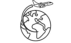 airplane-flying-around-earth-line-icon-v