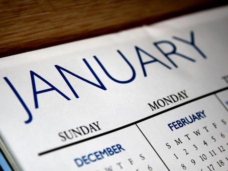 Dear January ...