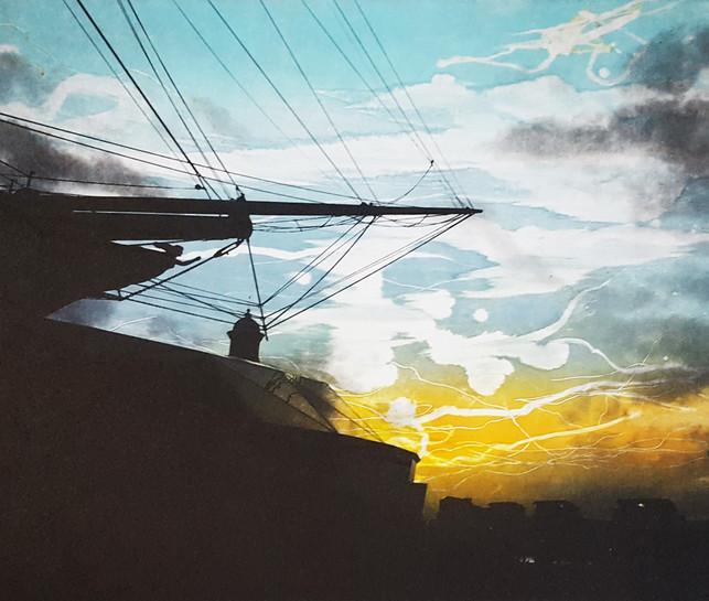 'Edge of the Light, Cutty Sark No1'