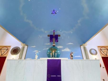 Fraternidade realiza preparativos para a Semana Santa do Senhor