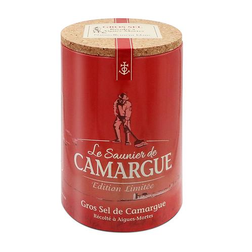 Boite Métal Collector Le Saunier 1 kg sel gros