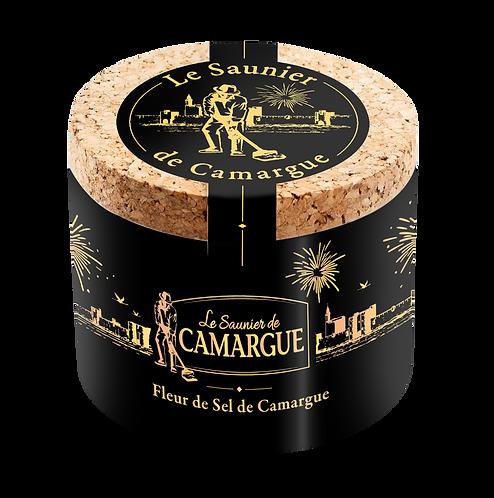 Boite carton 125 g Edition Limitée Fleur de Sel de Camargue 116375