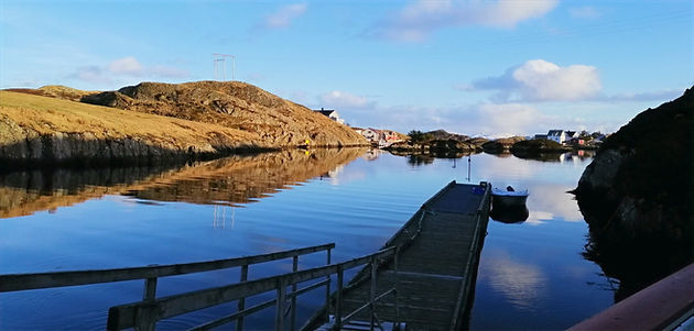 Flytekai på Pernillestø