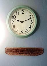 A Standing-still clock! ;-))