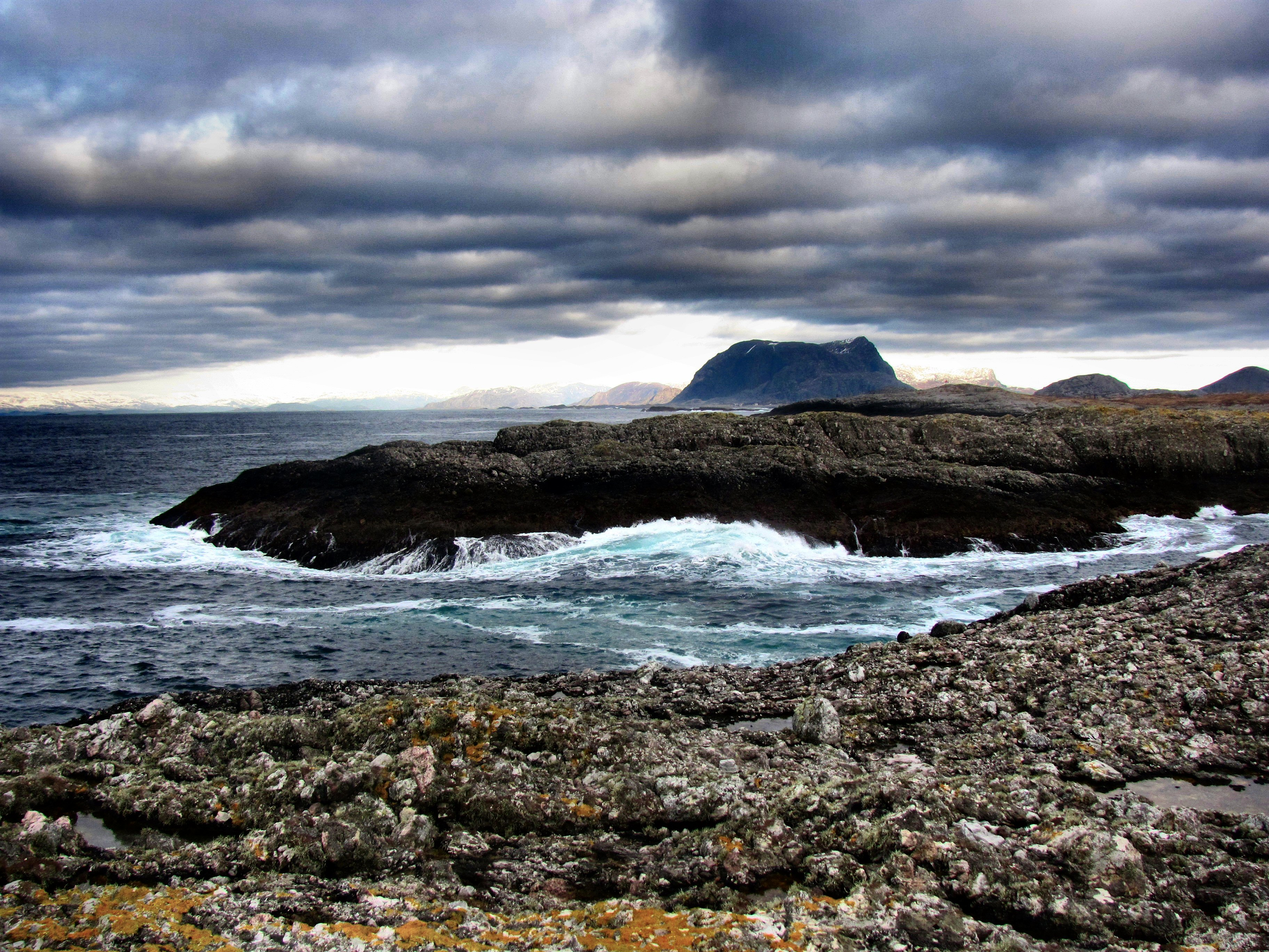 Bulandet, a small land in the wide world