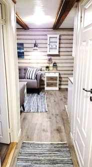 Sørbu - hallway - living area