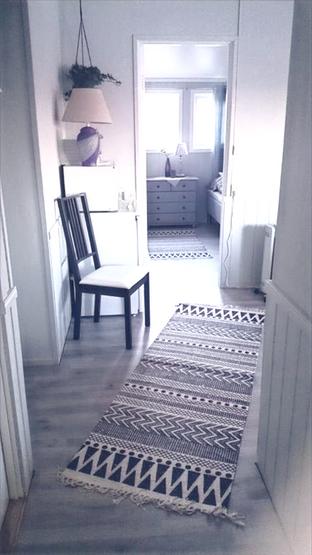 from front door to bedroom