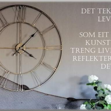 Pernillestaua - klokke