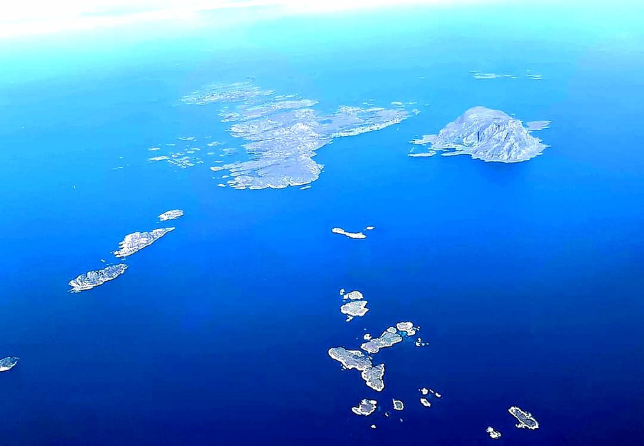 Bulandet - Photo of our islands ;-)