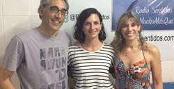 Entrevista Radio Eliane Btesh
