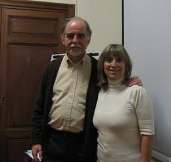 Bernardo Nante y May De Chiara