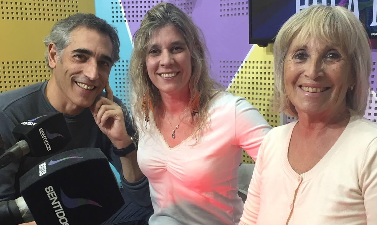 Entrevista Radio May De Chiara