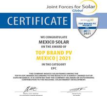 MEXICO SOLAR