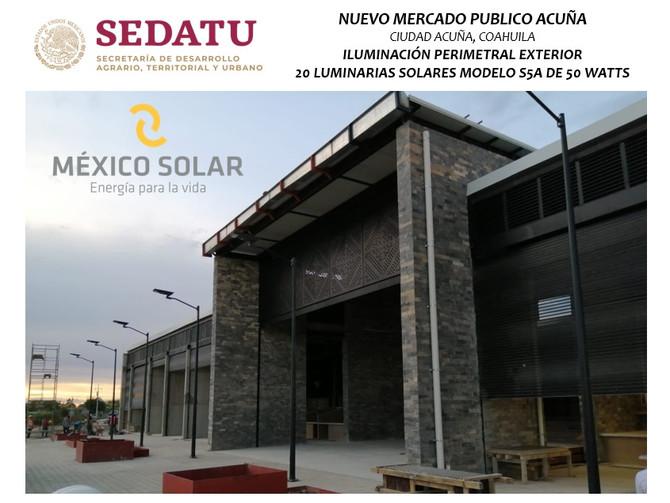 NUEVO MERCADO PUBLICO CD. ACUÑA