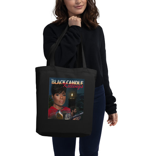Black Candles Writer's Tote Bag