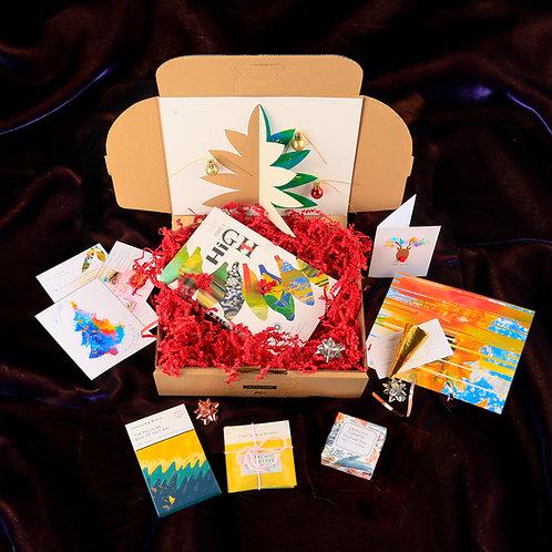 Secret Santa Bountiful Box of treats : Duo