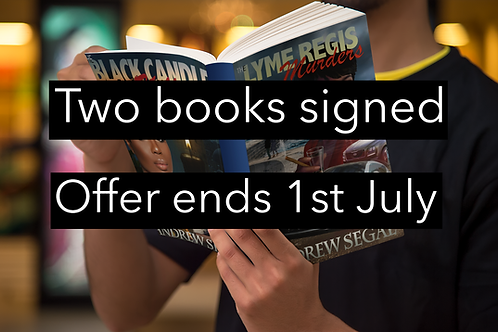 Tammy Pierre books 1 & 2 Signed