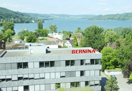 Bernina Masterclass series