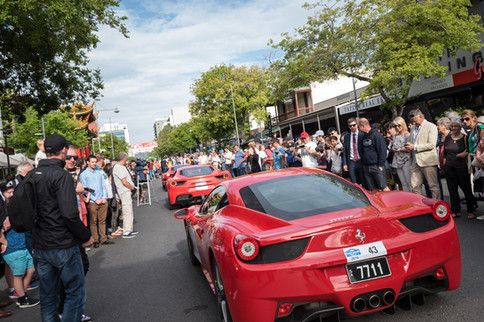 Gouger Street Party