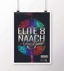 Elite 8 Naach Poster