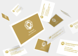 Business Card, Lawyer