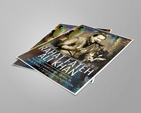 Flyer, Concert