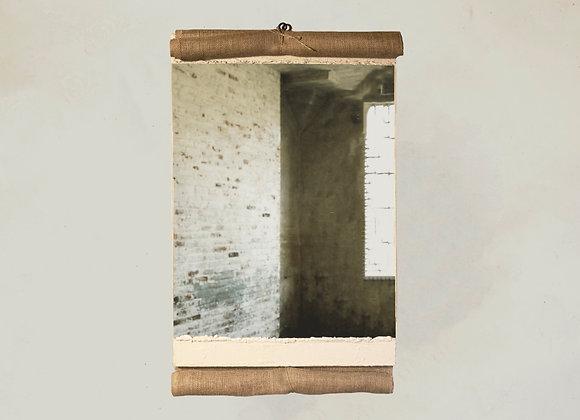 Scroll / Veil Mirror