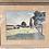 "Thumbnail: Nicolai Cikovsky Print, ""Springtime in Virginia"""
